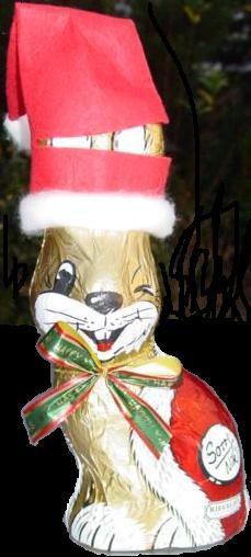 Weihnachtshase2003